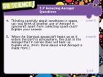 5 7 amazing aerogel questions1