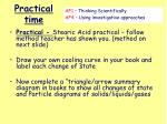 practical time
