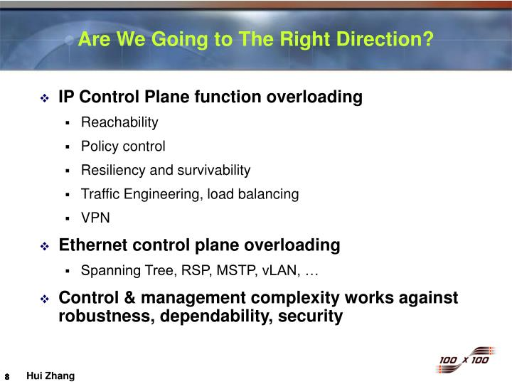 Are We Going to The Right Direction?