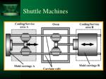 shuttle machines