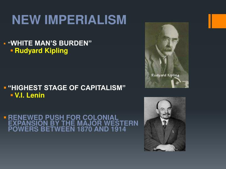 white man's burden rudyard kipling In the famous poem, white man's burden, the author is suggesting that imperialism is a very good endeavor the united states should have author rudyard kipling says: take up.
