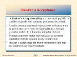 banker s acceptance