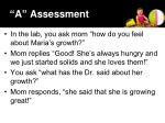 a assessment1