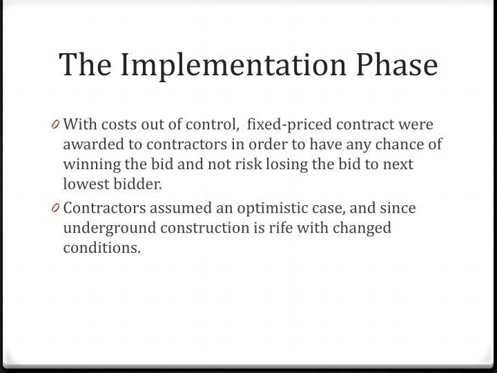 Case Studies in Project Management - The Chunnel Project ...