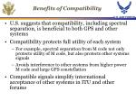 benefits of compatibility