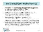 the collaborative framework 2