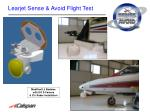 learjet sense avoid flight test4