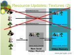resource updates textures 2