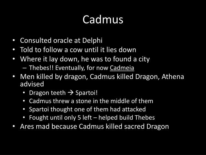 Cadmus