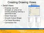 creating drawing views8