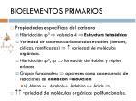bioelementos primarios1