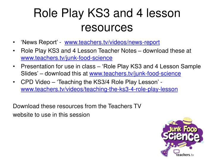 Reading focus on teachers' tv.