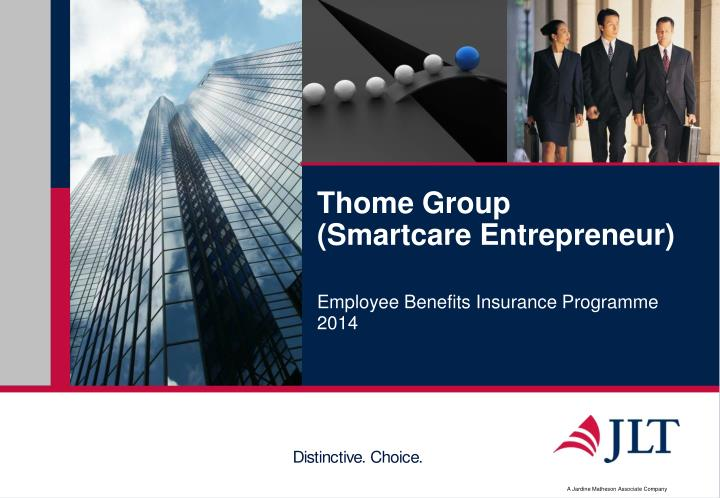 thome group smartcare entrepreneur n.