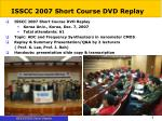 isscc 2007 short course dvd replay