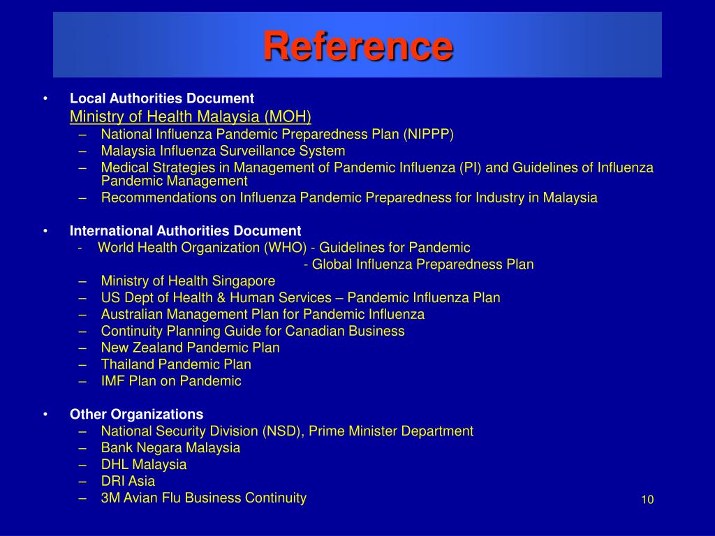 PPT - by: Wan Asriah Wan Adnan Head Business Continuity