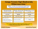 congo forests high biodiversity wilderness area