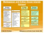 madagascar and indian ocean islands hotspot
