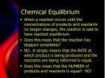 chemical equilibrium2