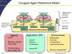 cougaar agent reference model