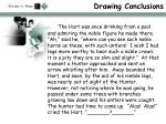 drawing conclusions10