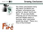 drawing conclusions3
