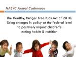 naeyc annual conference