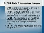 82c55 mode 2 bi directional operation1