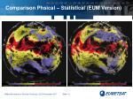 comparison phsical statistical eum version1