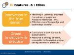 ic features 5 ethos