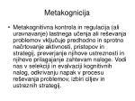 metakognicija
