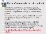 ukrepi u inkovite rabe energije v objektih