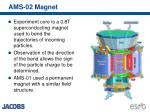 ams 02 magnet
