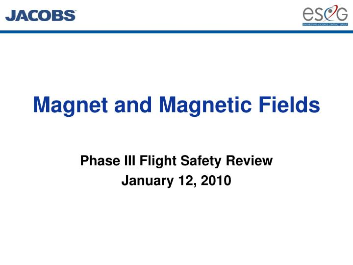 magnet and magnetic fields n.