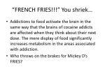 french fries you shriek