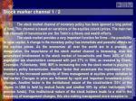 stock marker channel 1 2
