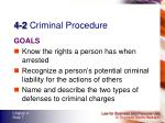 4 2 criminal procedure