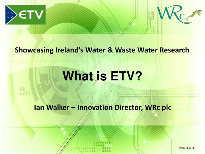 what is etv n.
