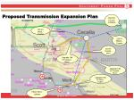 proposed transmission expansion plan1