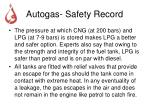 autogas safety record
