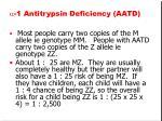 a 1 antitrypsin deficiency aatd2