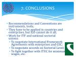 7 conclusions