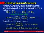 limiting reactant concept2