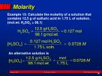 molarity1