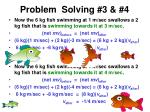 problem solving 3 4