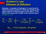 graham s law effusion diffusion2
