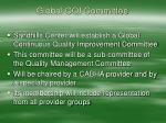 global cqi committee