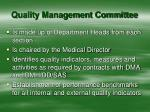 quality management committee1