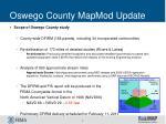 oswego county mapmod update