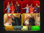 extra foto s oleg popov beroemde russische clown and de direktie circus fliegenpilz zwitserland