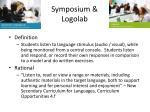 symposium logolab